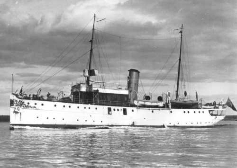 HMCS Acadia (1917)